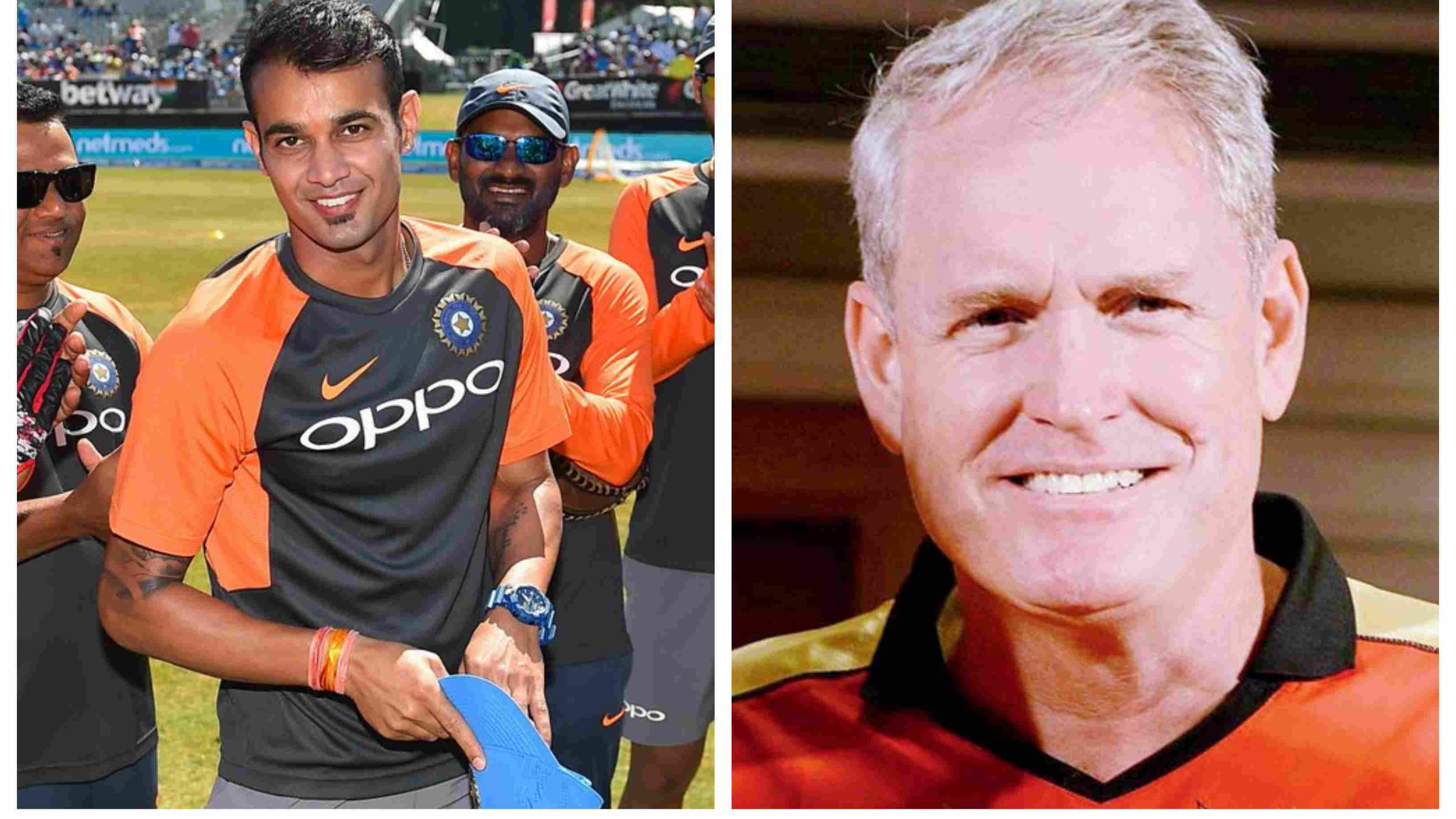 IRE v IND 2018: Siddharth Kaul expresses his gratitude towards SRH coach Tom Moody