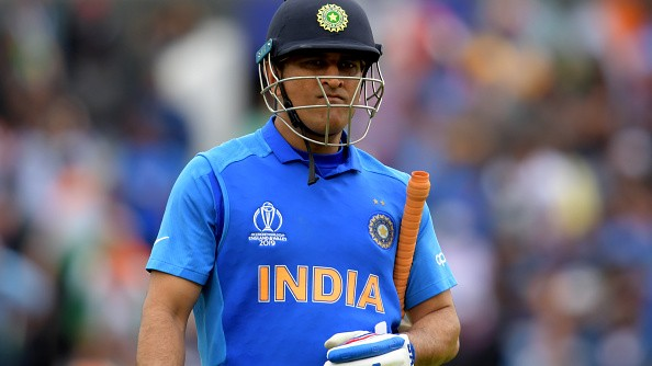 CWC 2019: Twitter shows their love for MS Dhoni and asks him not to retire