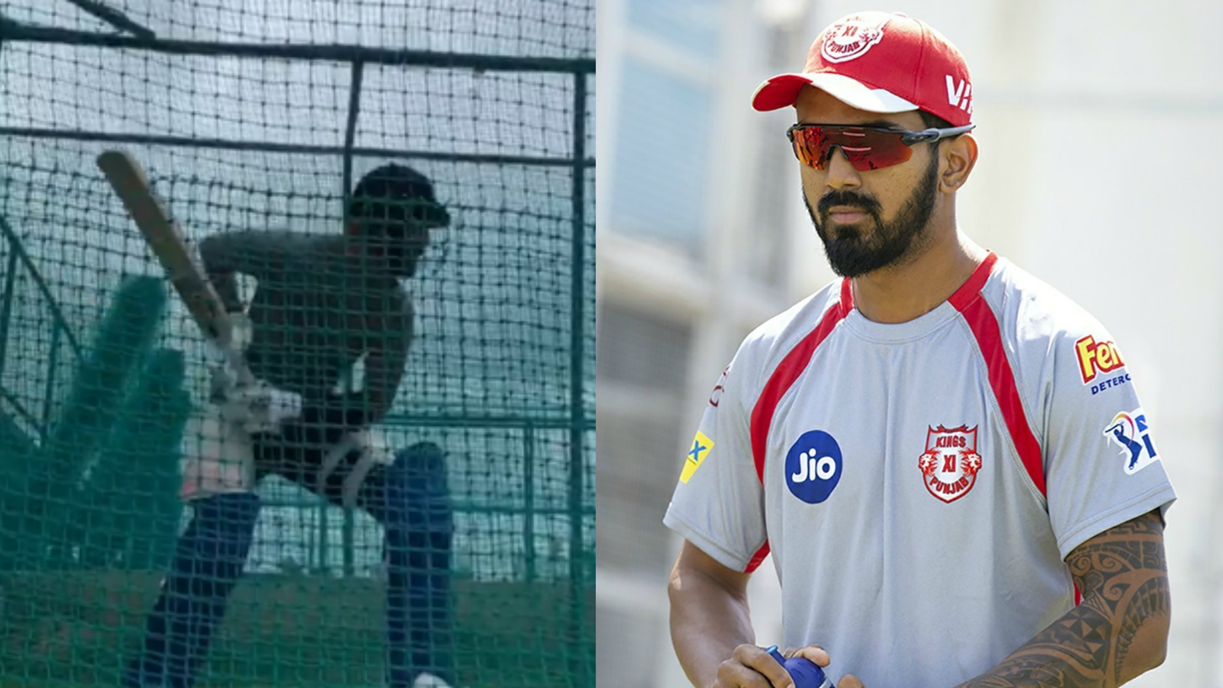 IPL 2020: WATCH - KL Rahul back in nets ahead of the IPL13; says