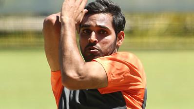 AUS v IND 2018-19: I wasn't 100 percent fit during the Test series, reveals Bhuvneshwar Kumar