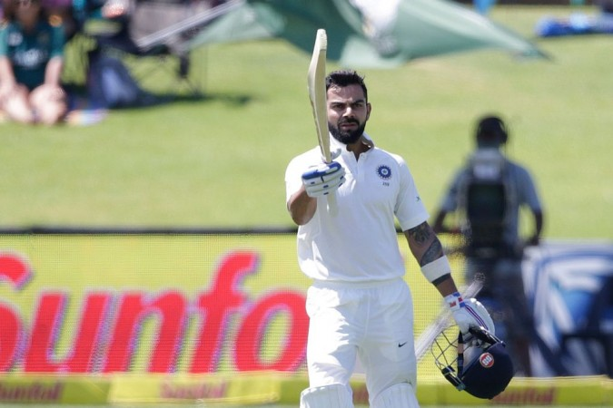 Steyn expects Kohli to better his Test record in England   Getty