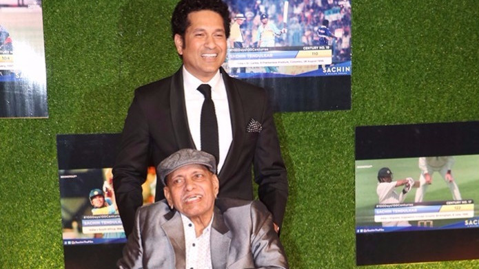 Ramakant Achrekar, Sachin Tendulkar's coach passes away at age of 86