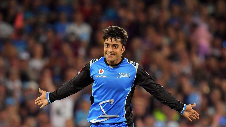 Rashid Khan set to join Maratha Arabians in T10 Cricket league