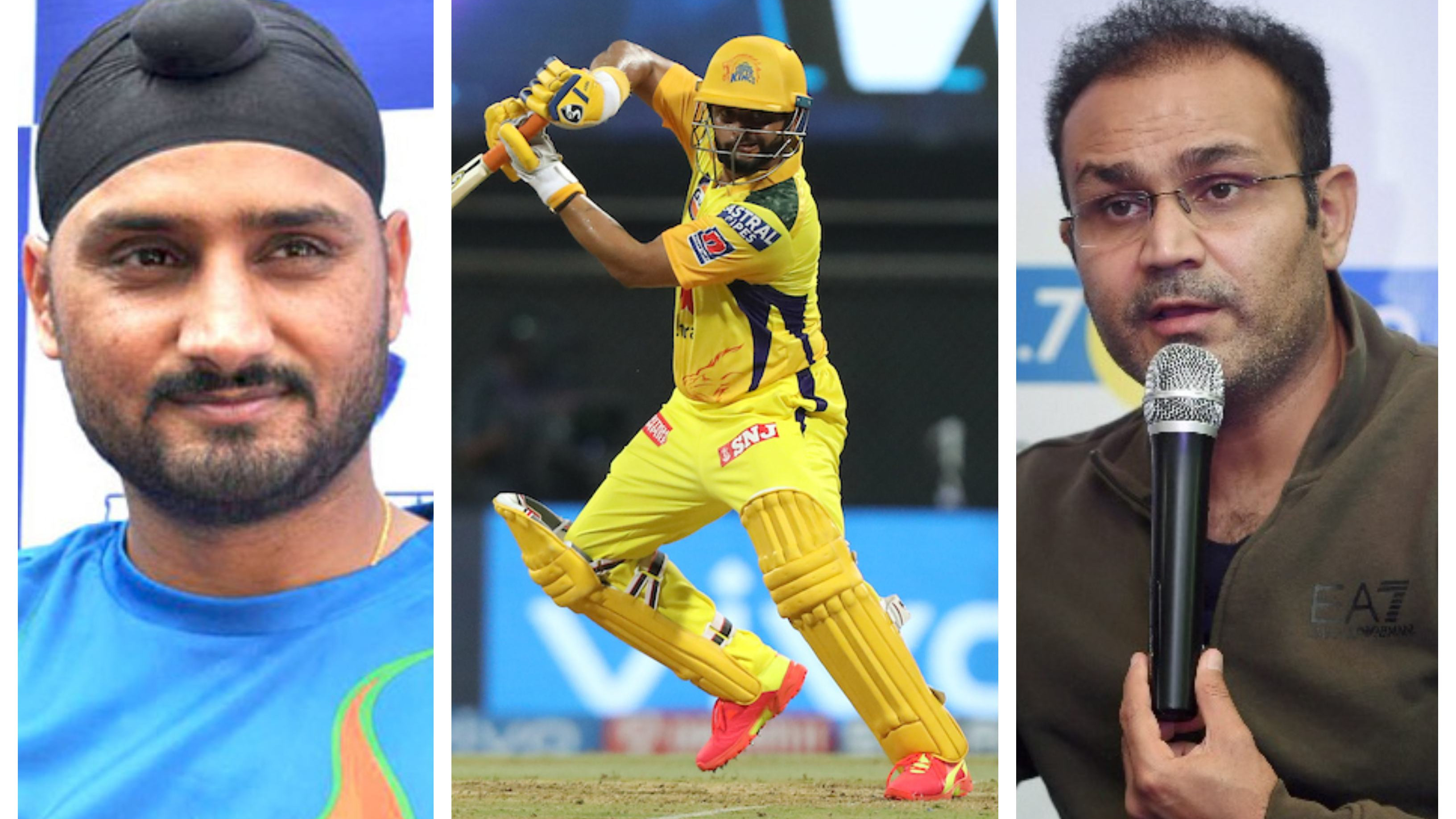IPL 2021: Cricket fraternity lauds Suresh Raina as he slams 36-ball 54 to take CSK to 188/7 against DC