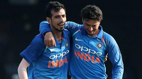 Kuldeep Yadav and Yuzvendra Chahal will face a litmus test in England, says Anil Kumble