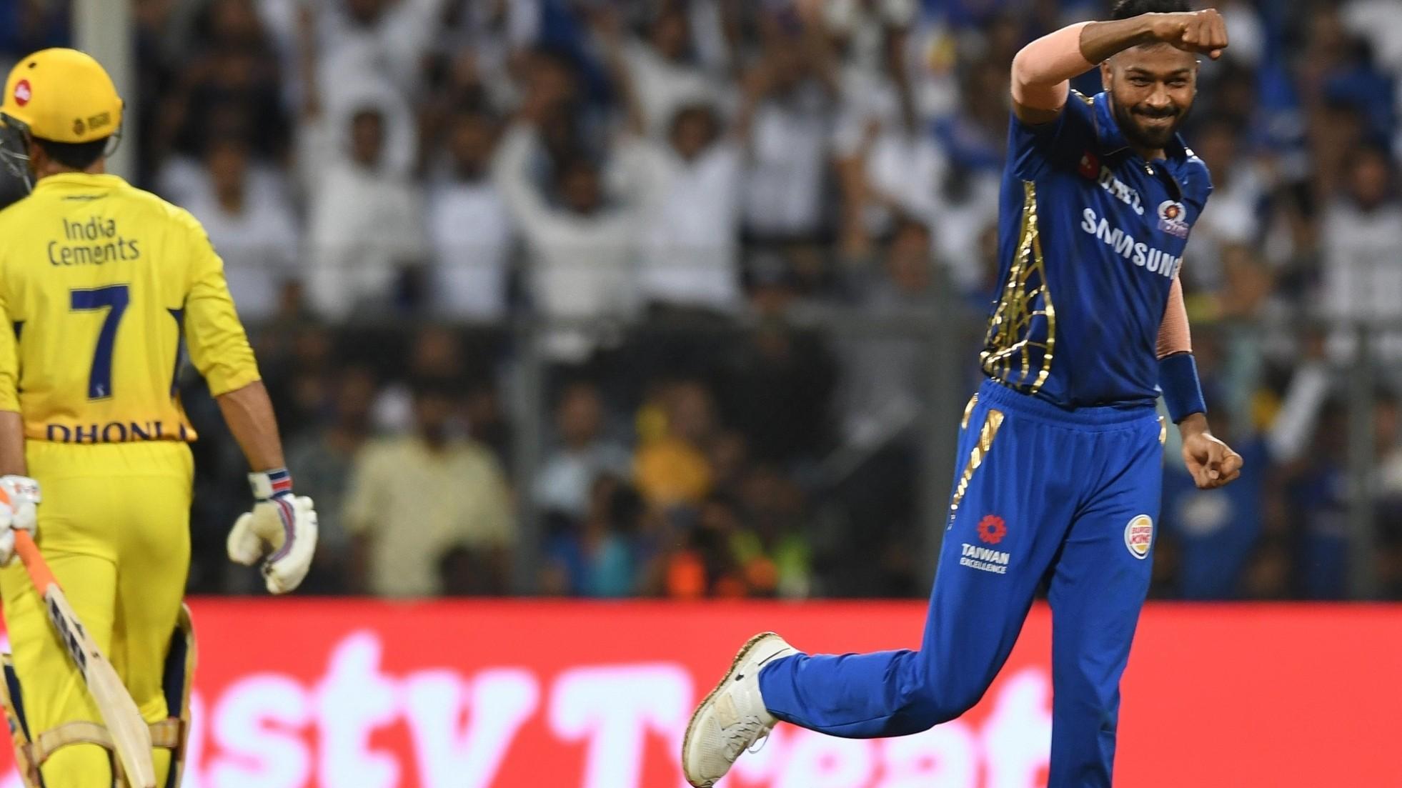 IPL 2019 :  कृष्णमचारी श्रीकांत ने हार्दिक पांड्या के मैच-विनिंग प्रयासों की जमकर की प्रशंसा