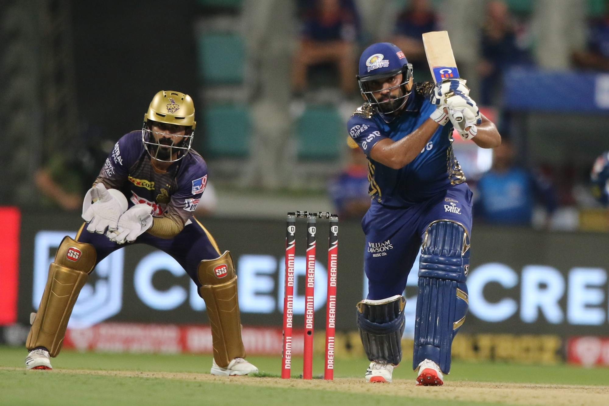 Rohit would like an encore of his performance against KKR in the return match | BCCI/IPL