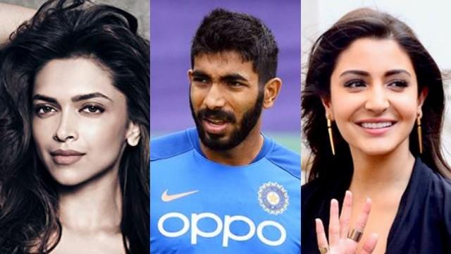 अनुष्का शर्मा और दीपिका पादुकोण में से कौन ज्यादा हॉट है ? जसप्रीत बुमराह ने सफाई से दिया जवाब