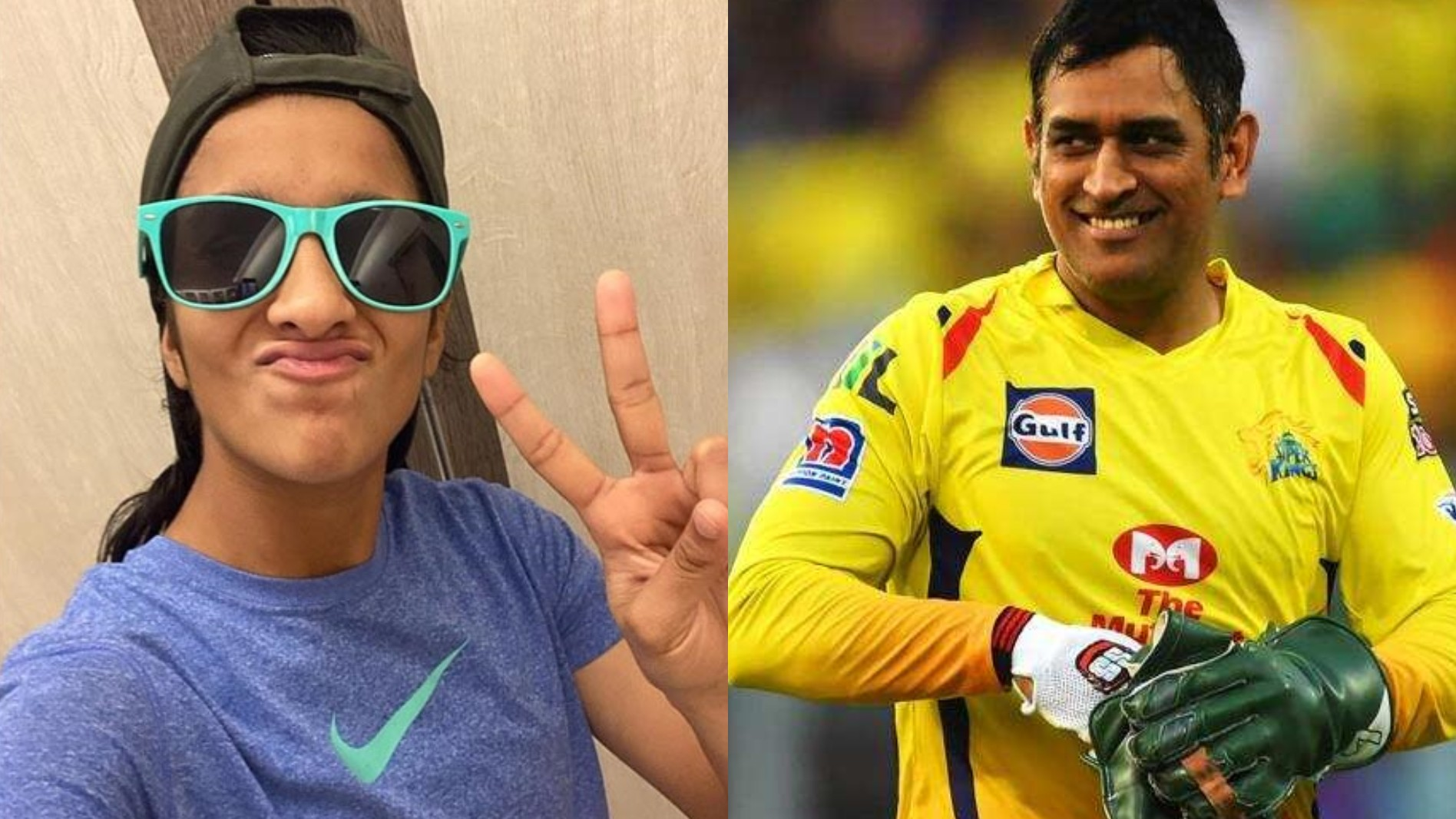 Jemimah Rodrigues picks MS Dhoni as the captain of her all-time IPL XI