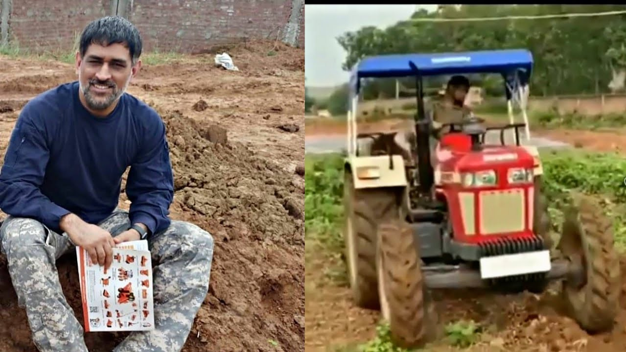 MS Dhoni to export vegetables grown in his Ranchi farmhouse to UAE