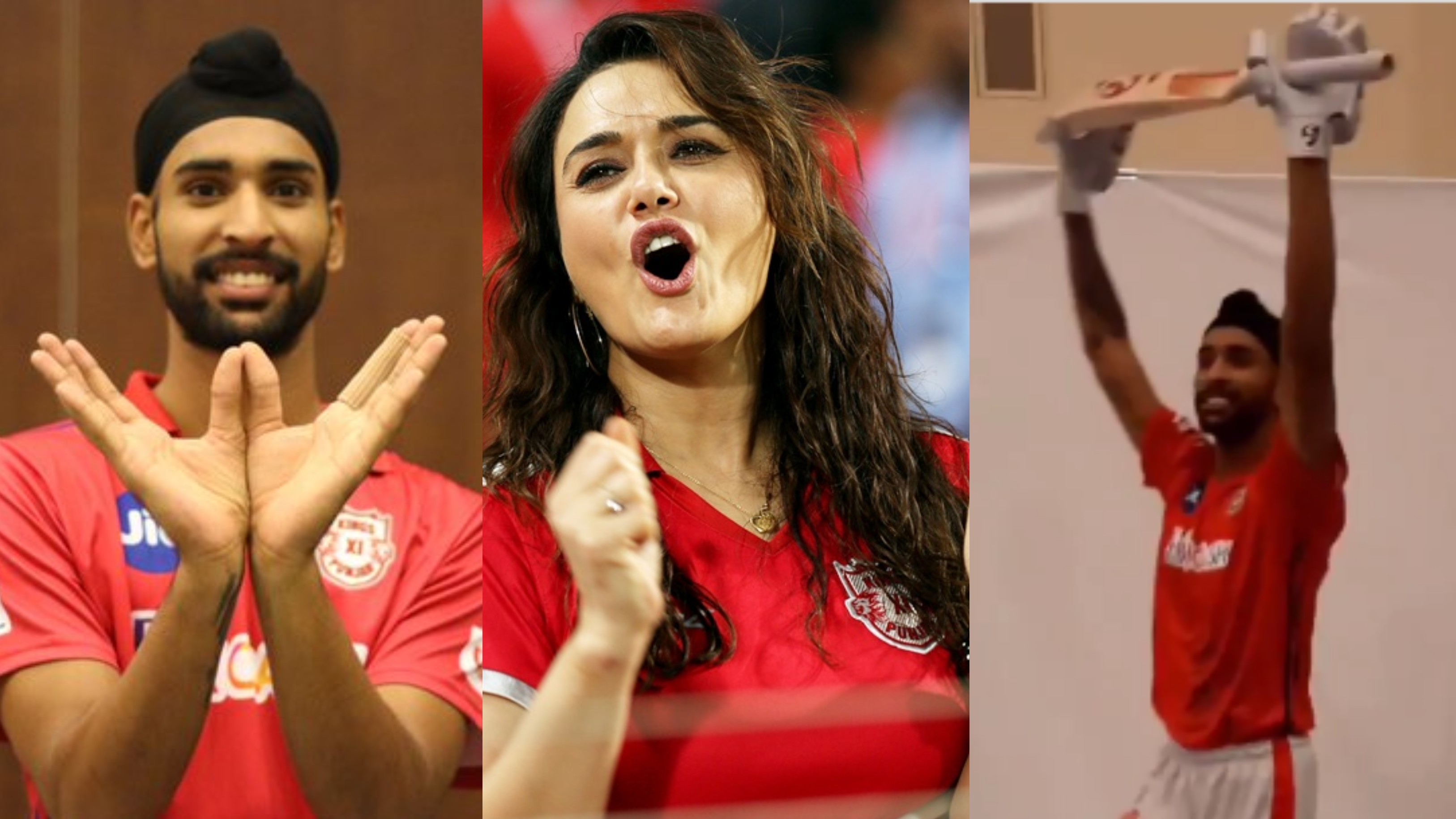 IPL 2020: WATCH - KXIP players' dance video goes viral; Preity Zinta posts hilarious comment