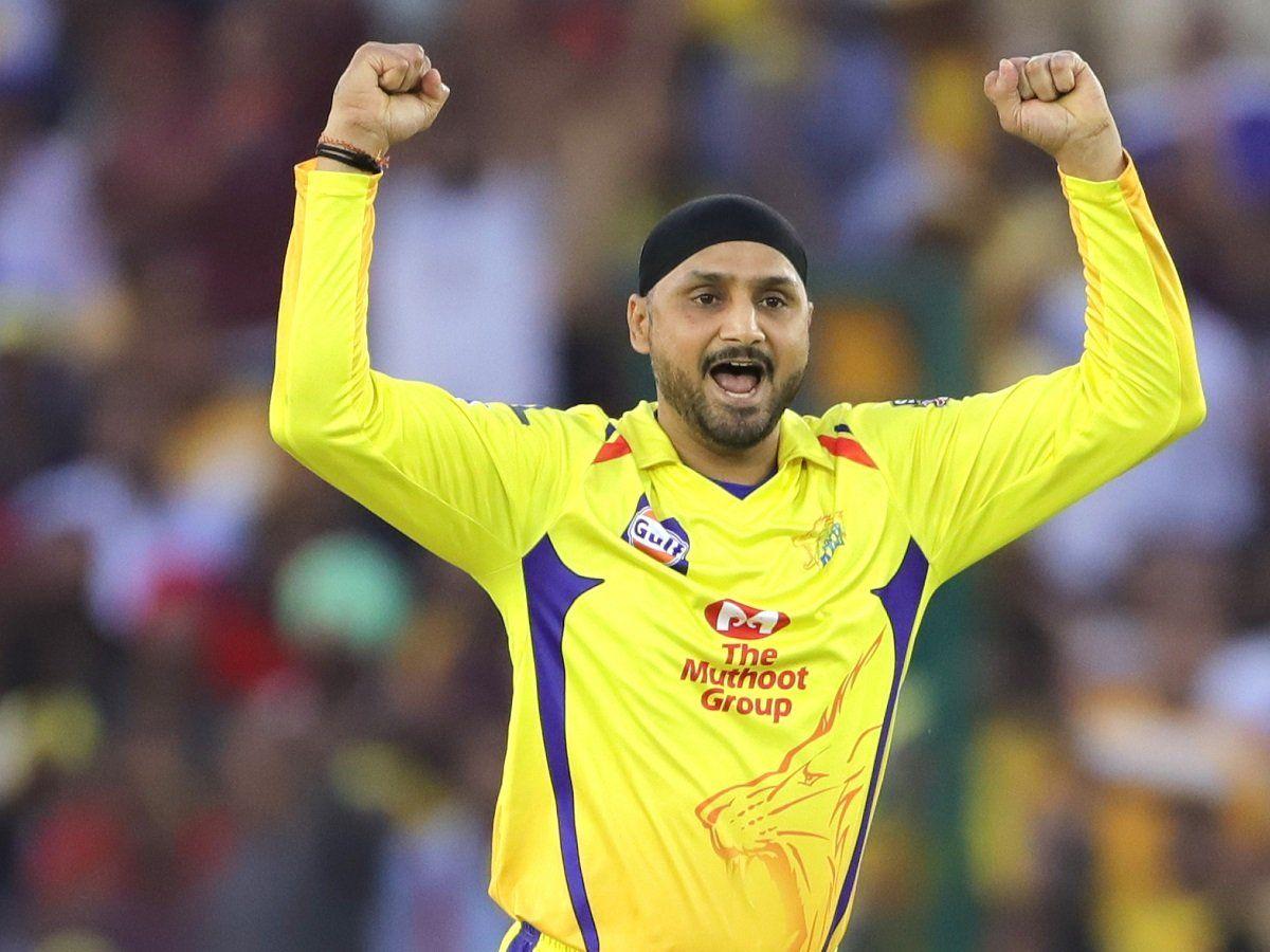 Harbhajan Singh   BCCI/ IPL