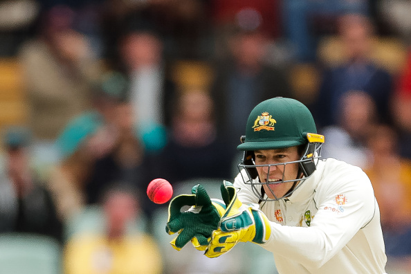Paine keeps Pink-ball at Adelaide   Getty Images