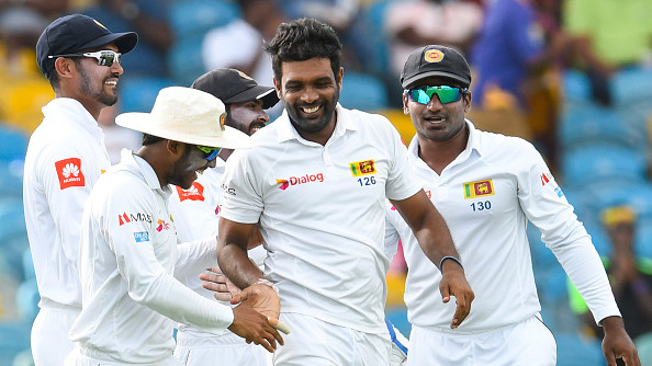 AUS v SL 2019: Sri Lanka announced squad for Australia Tests
