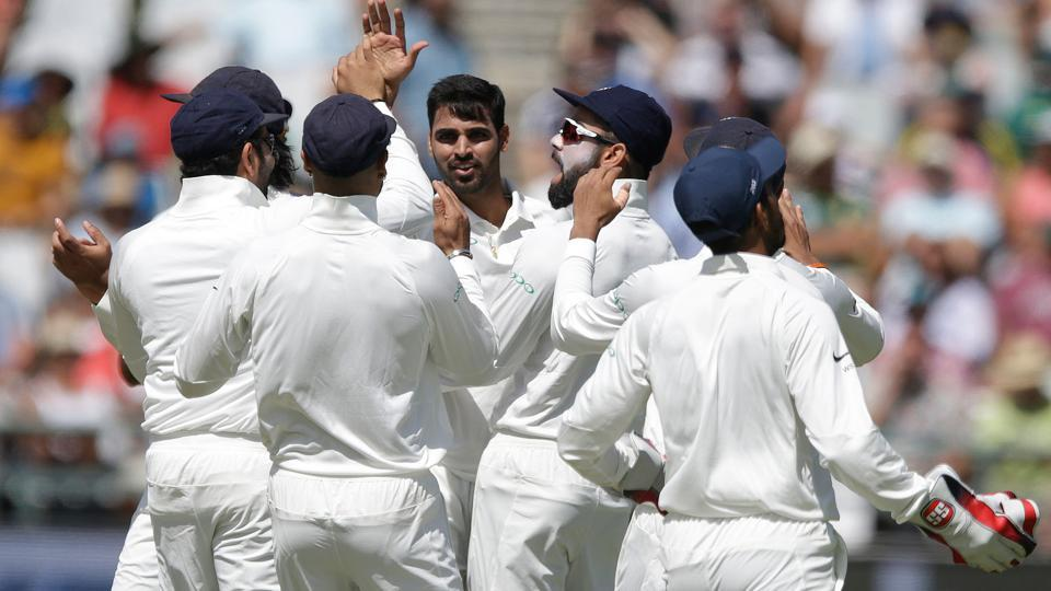 ENG vs IND 2018 : Current Indian bowlers' Test record away from home