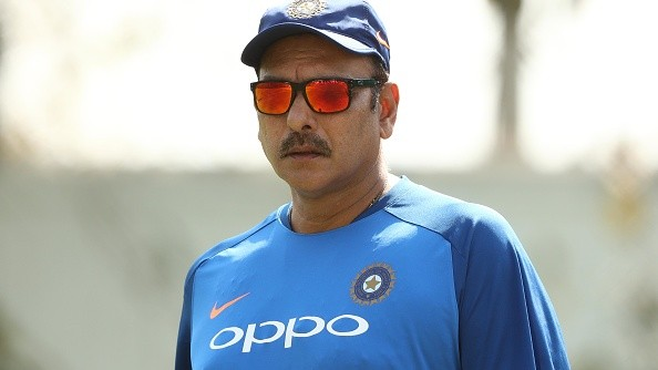Ravi Shastri re-appointed as the head coach of Team India
