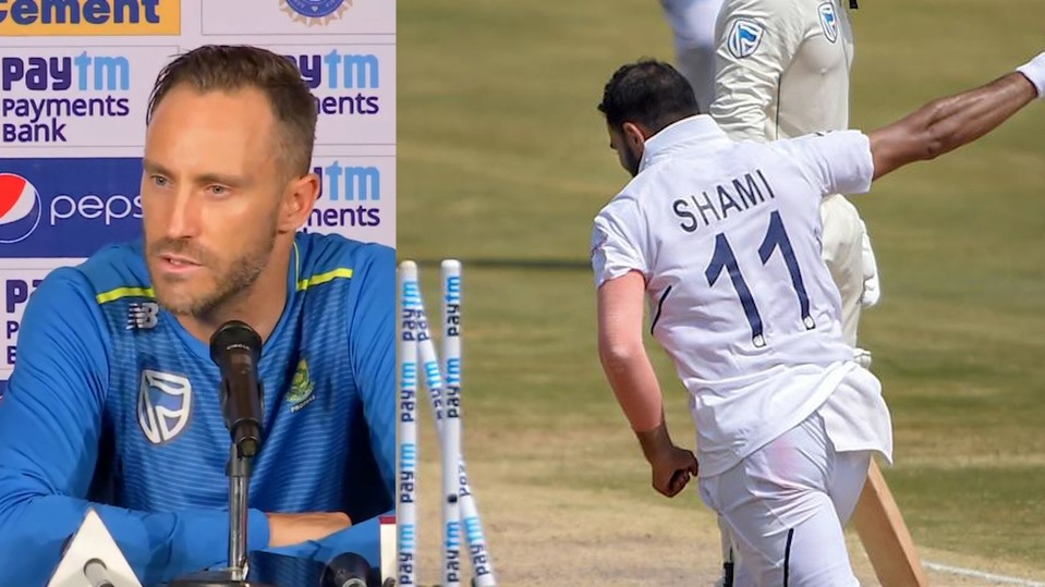 IND v SA 2019: South African bowlers can learn a lot from Mohammad Shami, says Faf du Plessis
