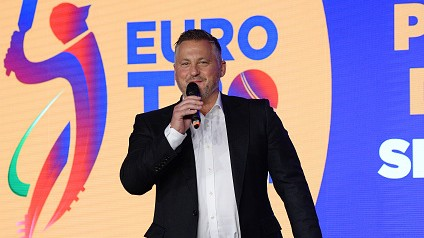 Inaugural edition of Euro T20 Slam postponed for a year