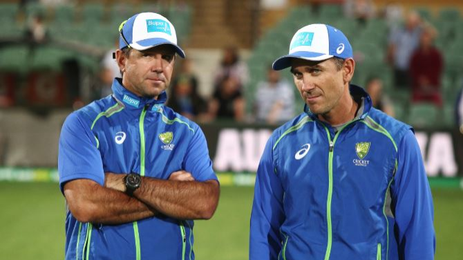 ENG vs AUS 2018: Justin Langer hopes Ricky Ponting's arrival will help Glenn Maxwell regain his form
