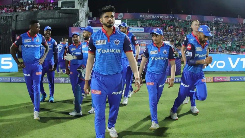 Delhi Capitals (DC)   BCCI/IPL