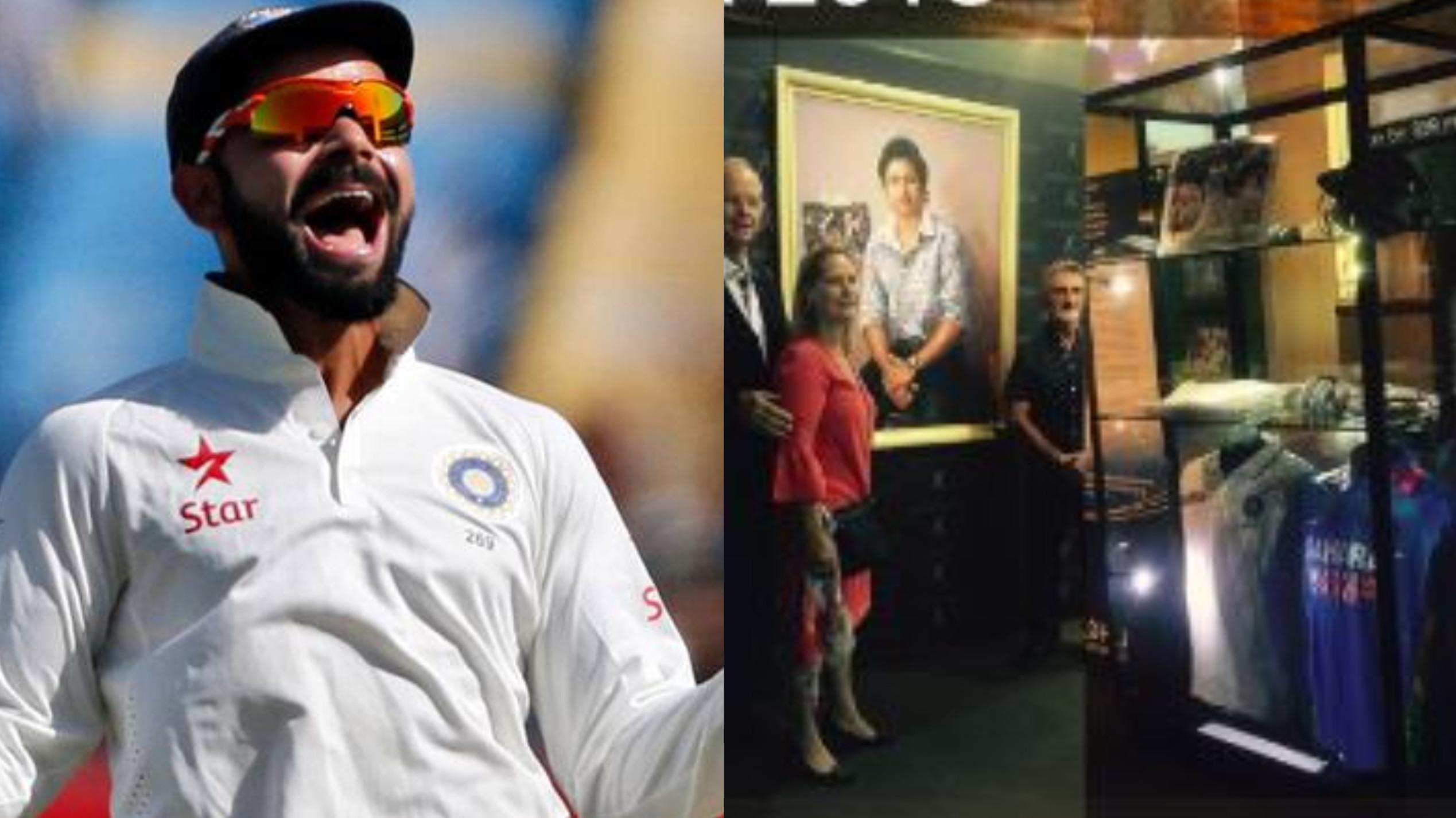 AUS v IND 2018-19: विराट कोहली को एडीलेड टेस्ट से पहले ब्रैडमैन संग्रहालय द्वारा विशेष रूप से किया गया सम्मानित