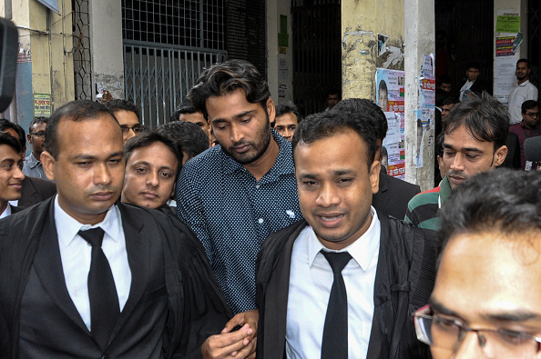 Shahadat Hossain was jailed for assaulting his minor house help in 2015 | Getty