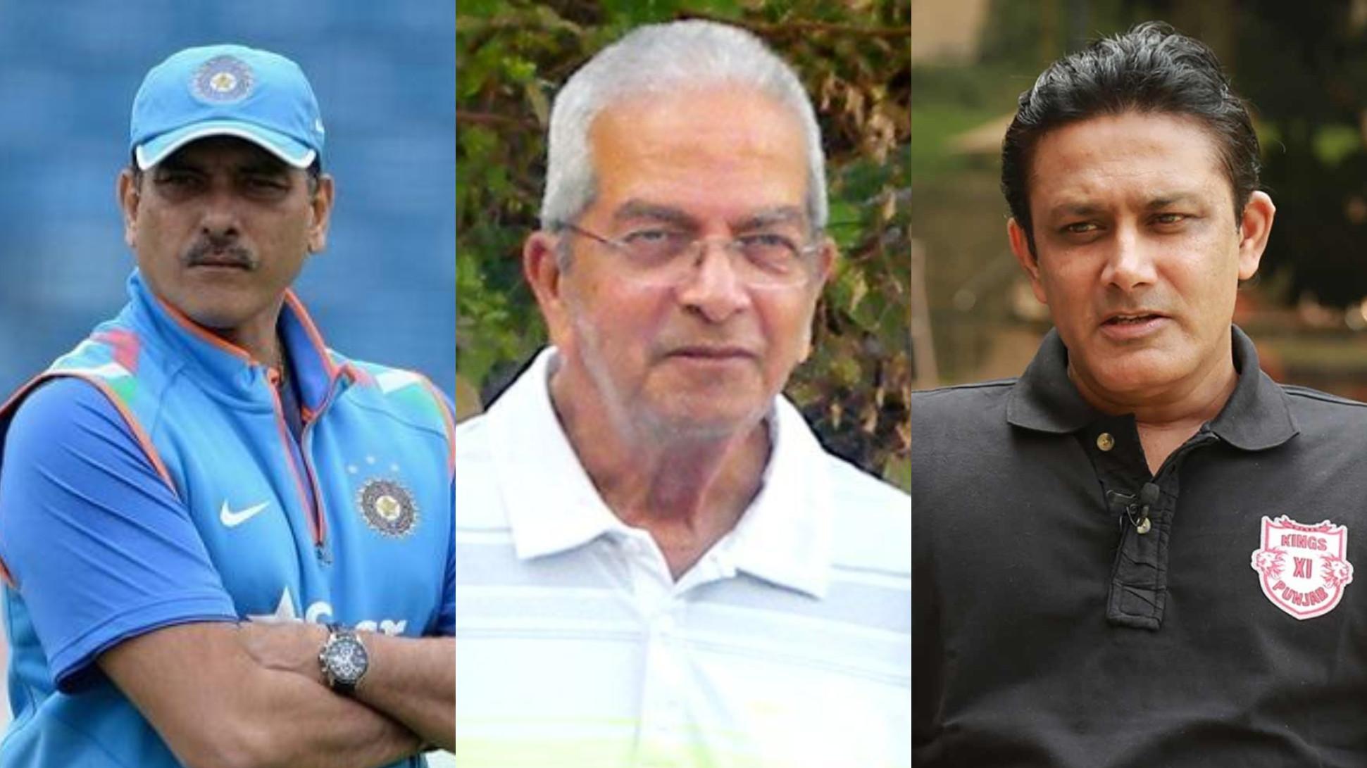 Vasoo Paranjape, former Mumbai cricketer passes away at 82; Indian cricketers pay tribute