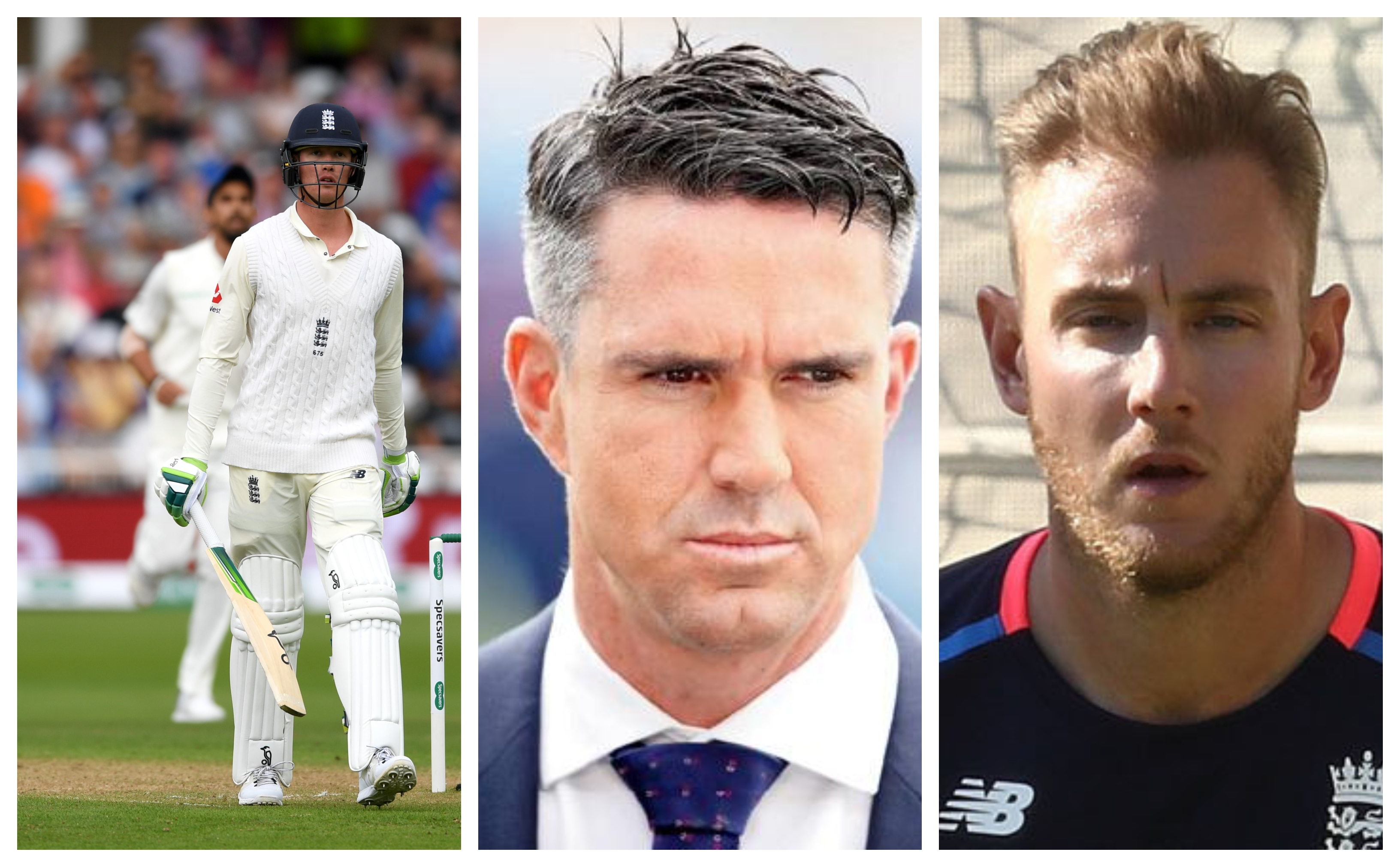 Pietersen thinks England should drop both Jennings and Broad. | Getty