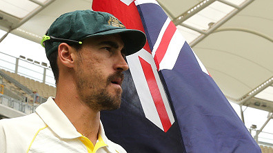 AUS v IND 2018-19: 'Furious' Mitchell Starc responds to harsh criticism over his Adelaide Test show