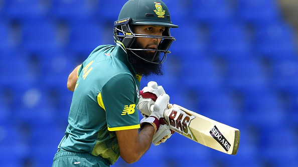 Hashim Amla to miss Australia tour owing to finger injury