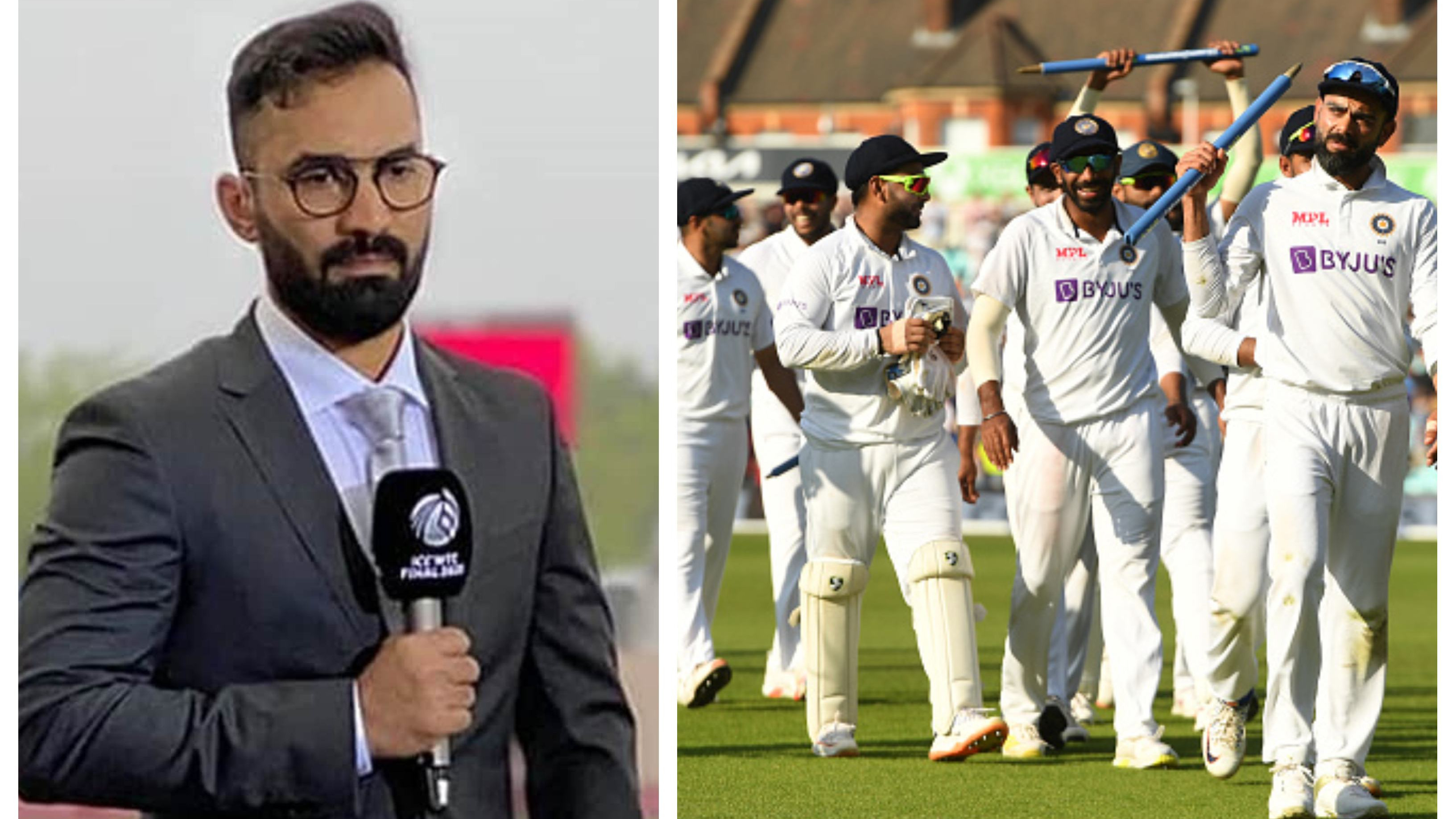ENG v IND 2021: Dinesh Karthik reveals most Indian players didn't sleep till 2.30-3 ahead of cancelled 5th Test