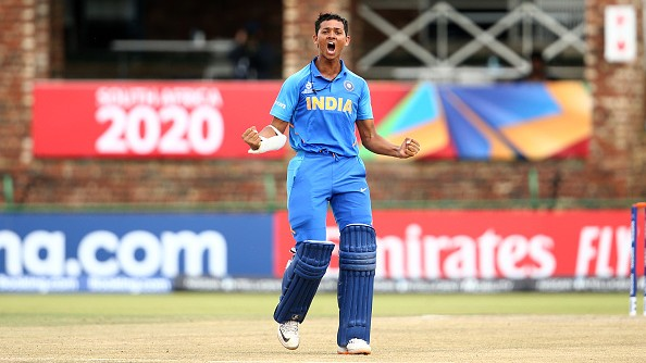 """U19CWC 2020: """"It is a dream come true for me,"""" says Jaiswal after his dazzling ton in the semis against Pakistan"""