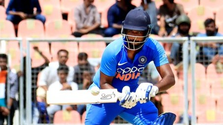 Sanju Samson dedicates his match fees to Greenfield ground staff after helping India A clinch series 4-1