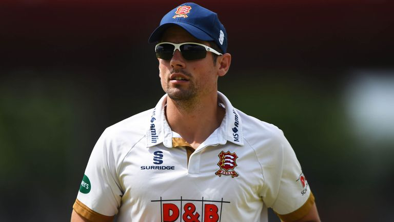 Cook will continue to play for Essex in 2019 | Sky Sports