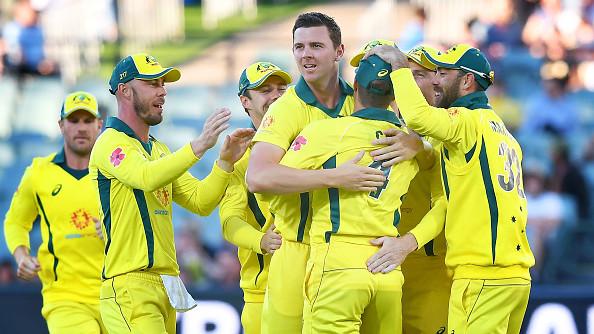 AUS v SA 2018: Win will relax Australia a little bit, says Josh Hazlewood