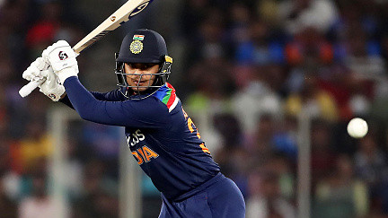 IND v ENG 2021: Ishan Kishan dedicates his T20I fifty on India debut to his coach's late father
