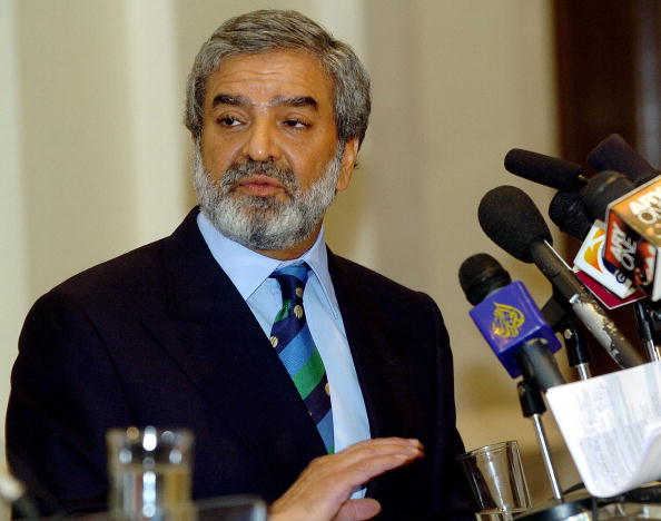 PCB Chairman Ehsan Mani | Getty