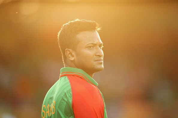 Shakib thinking surgery on his little finger | Getty Images