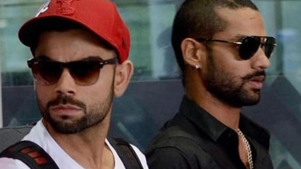 Shikhar Dhawan introduces the 'Badmash Billa' of Indian cricket team