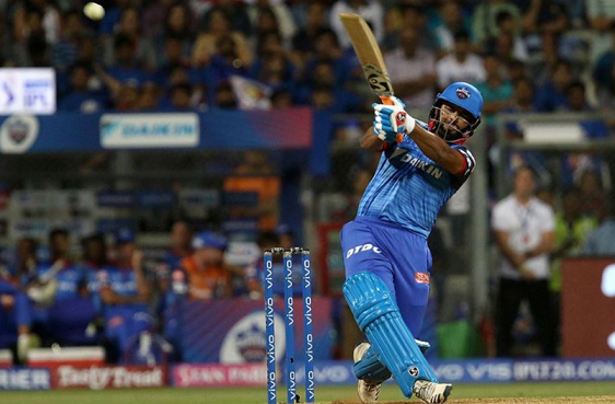 Rishabh Pant would be on KKR's target | AFP