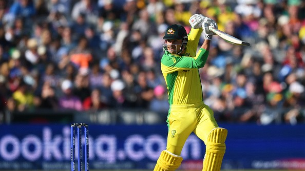 ENG v AUS 2020: Marcus Stoinis relieved there won't be any apple attacks in UK this time
