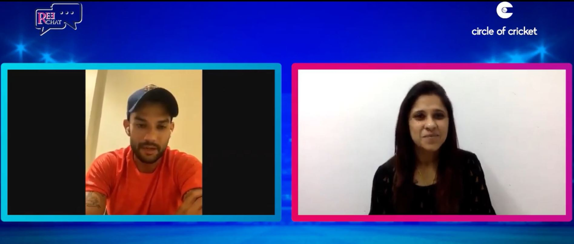 REECHAT- Sheldon Jackson in conversation with Reema Malhotra