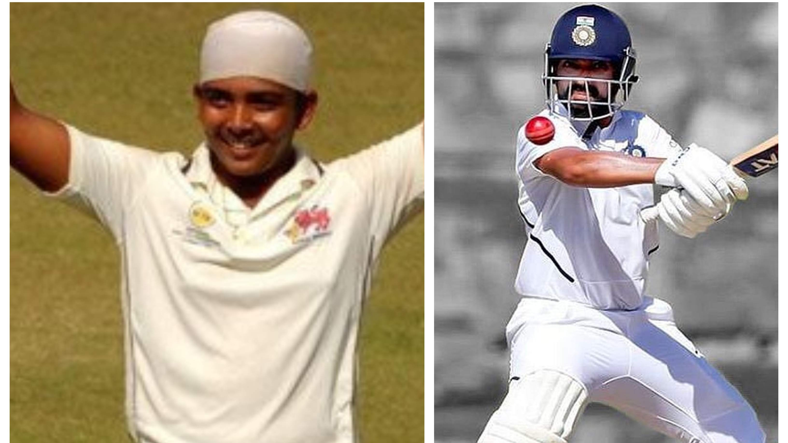 Ranji Trophy 2019-20: Shaw, Rahane slam fifties as Mumbai post 362/8 on Day 1 versus Baroda