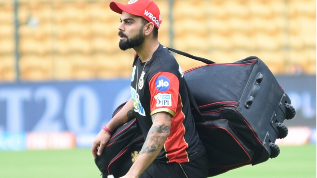 Virat Kohli concerned with young India's lack of physical activity