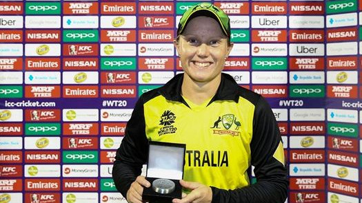 Women's World T20 2018: Knock on the head didn't have any impact on my form, says Alyssa Healy
