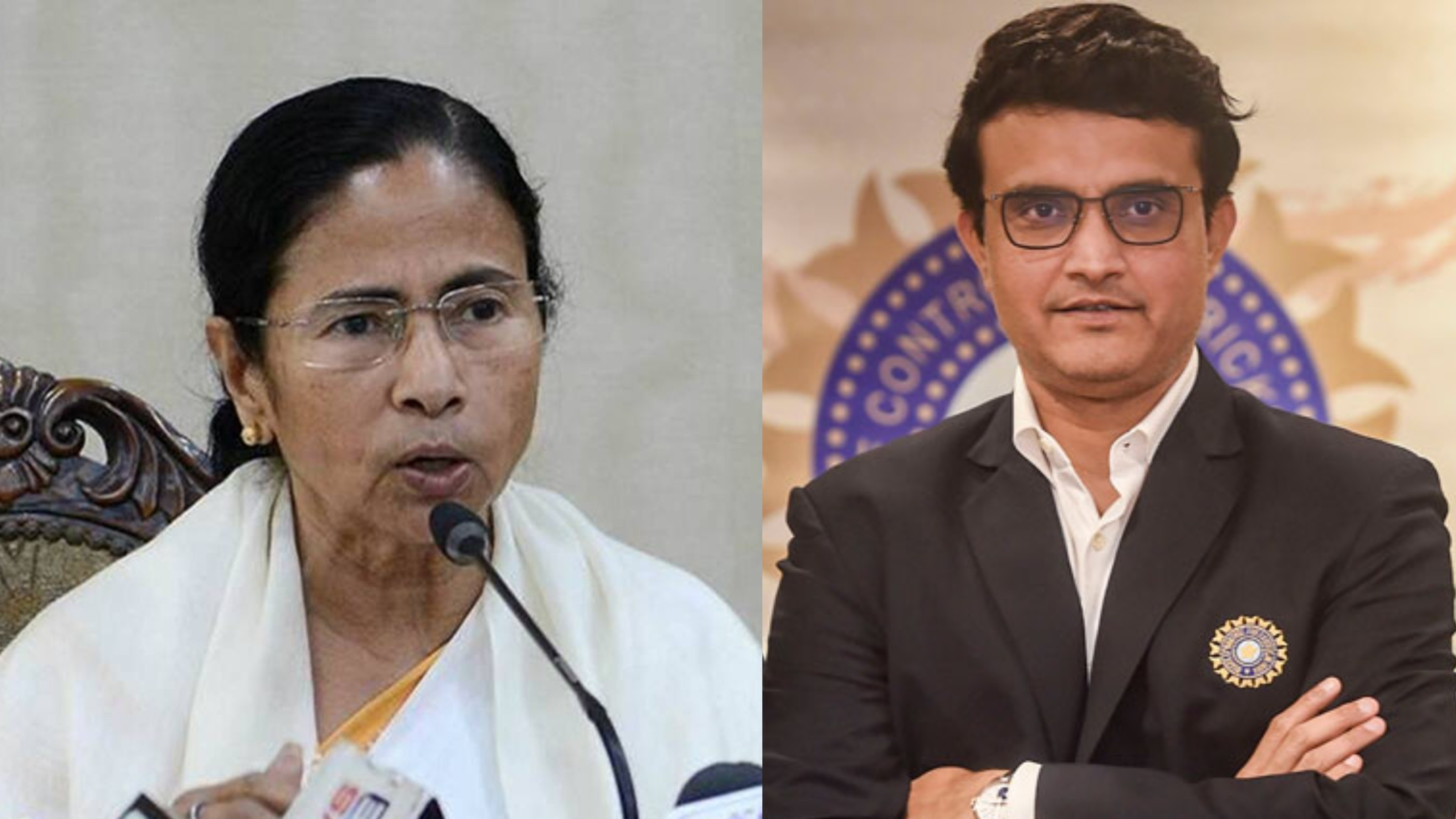 Bengal CM Mamata Banerjee wishes Sourav Ganguly a speedy recovery