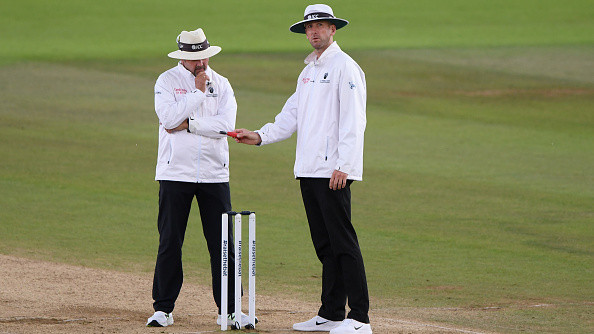 ICC announces match officials for WTC final, Richard Illingworth & Michael Gough named on-field umpires