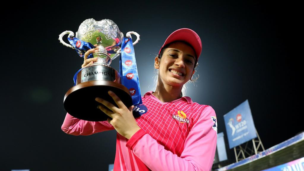 Right time to start women's T20 league to build strong Indian women's team, says Smriti Mandhana