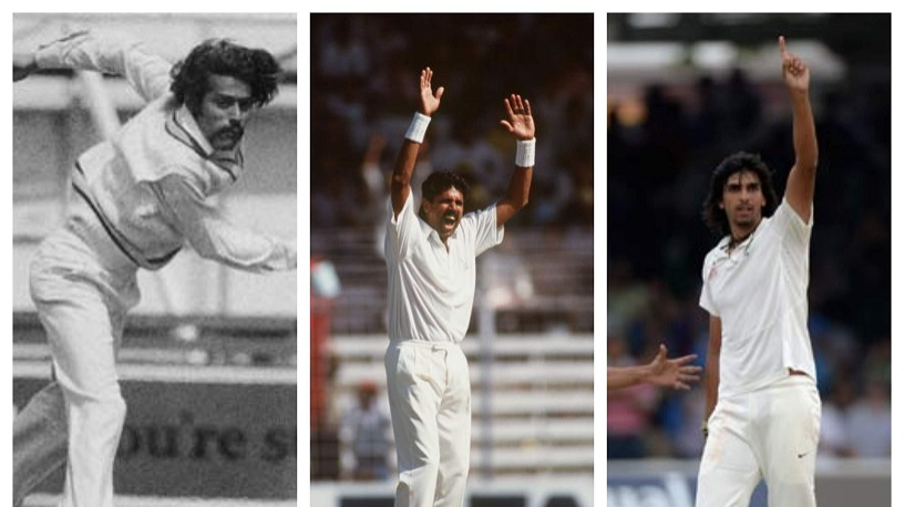 ENG v IND 2018: Memorable performances by Indian bowlers in Test wins in England