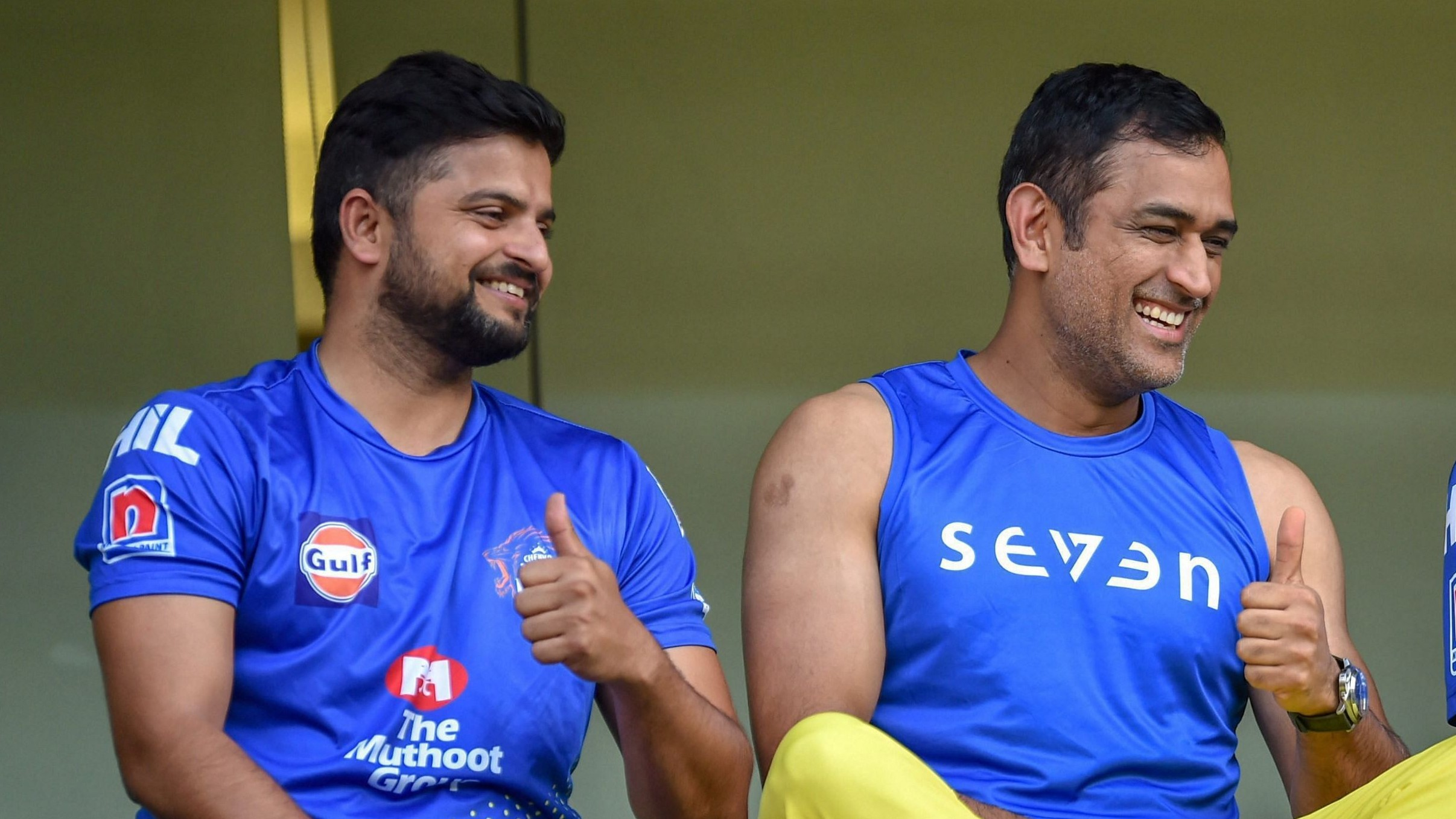 "IPL 2020: ""Wishing you loads of success,"" Suresh Raina wishes MS Dhoni on 200 IPL games"